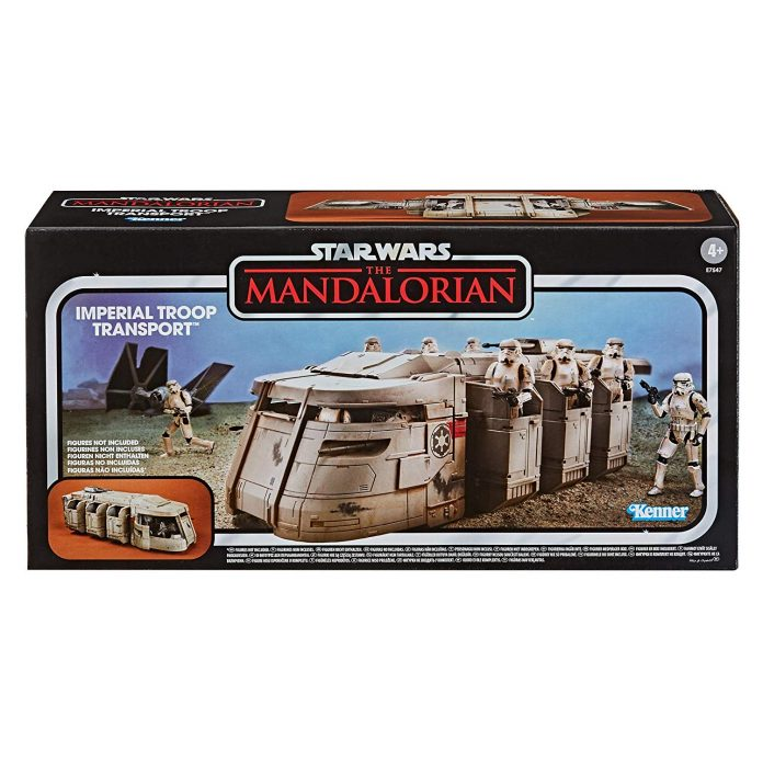 The Vintage Collection The Mandalorian Imperial Troop Transport