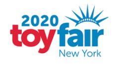 New York Toy Fair 2020