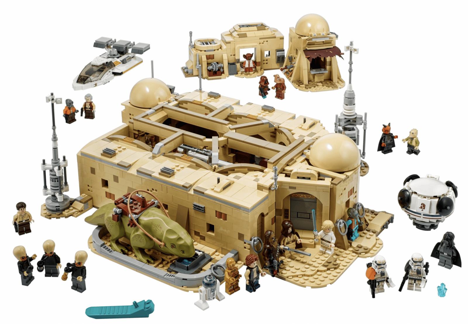 LEGO Cantina