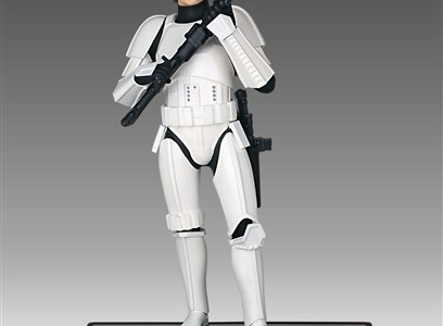 Gentle Giant Han Solo in Stormtrooper Disguise
