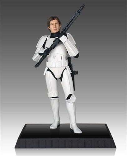 Gentle Giant Han Solo in Stormtrooper Disguise